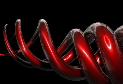 www.GetBg.net_3D-graphics_Red_spiral_on_a_black_background__3-D_graphics_106748_