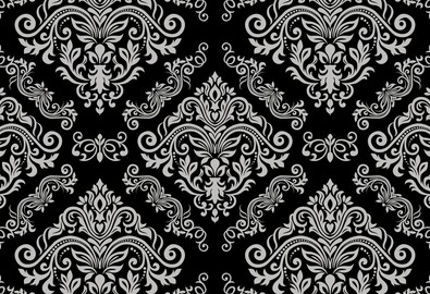 vector-vintage-floral-seamless-pattern-element-grey-backgrou
