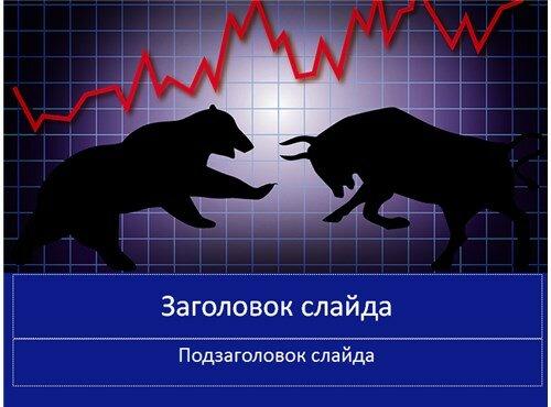 Быки и медведи - фондовый рынок