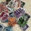Фон - Почтовые марки