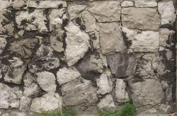 Фоны для презентаций - Круглый камень 6