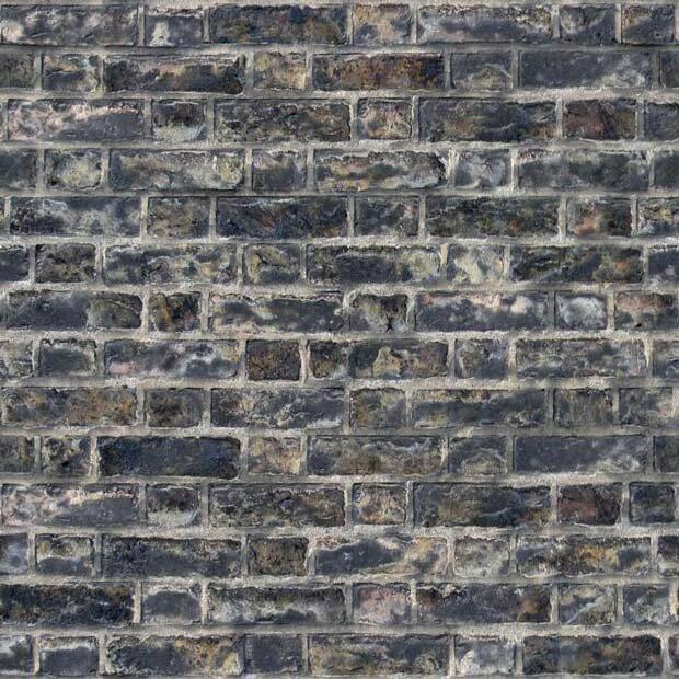 Фоны для презентаций - Грязная кирпичная стена 3