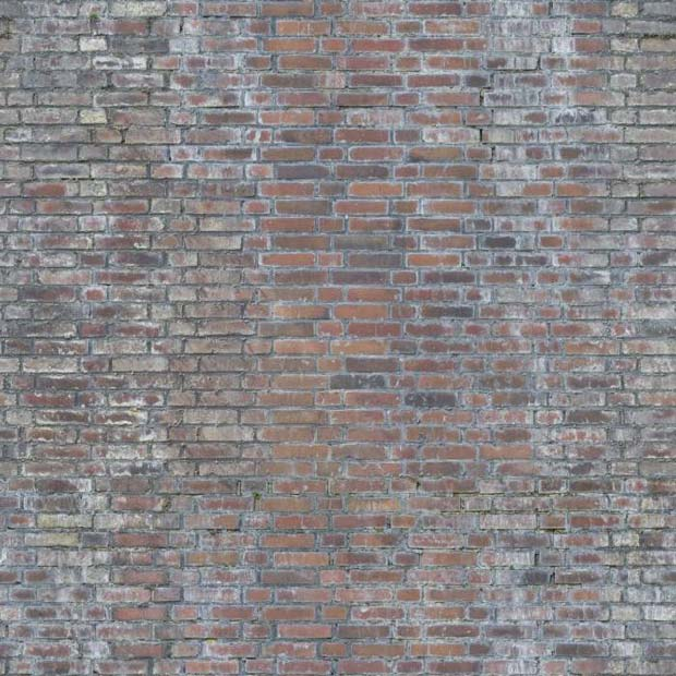 Фоны для презентаций - Грязная кирпичная стена 6