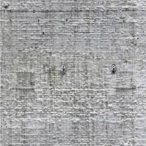 Фоны для презентаций - Грязная кирпичная стена 7