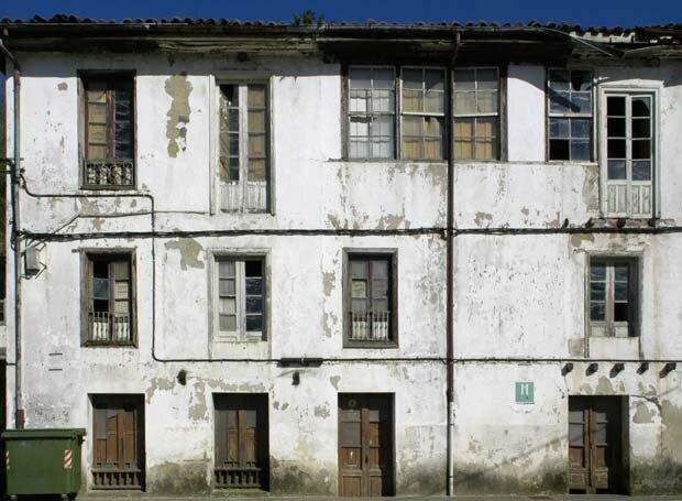 Фоны для презентаций - Старое здание 2