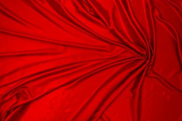 Фоны для презентаций - Красная ткань 4