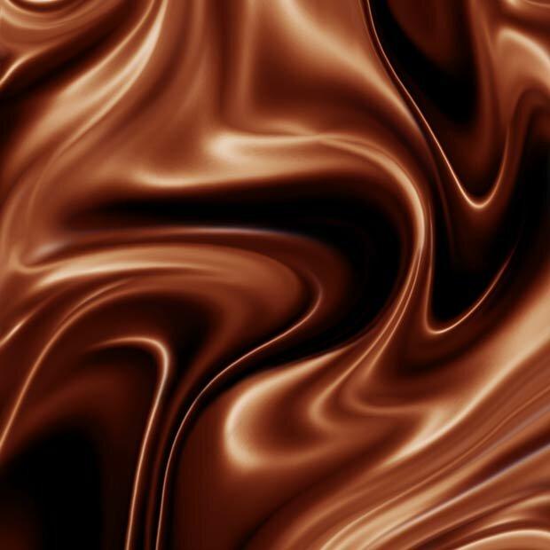 Фоны для презентаций - Шоколадная ткань 1