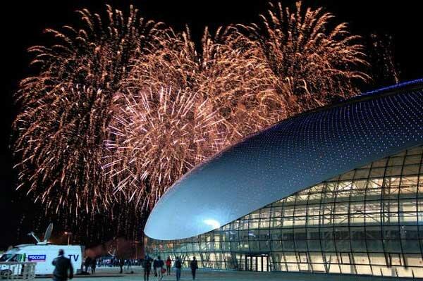 Церемония открытия Олимпиады в Сочи