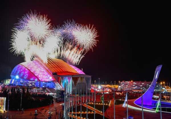 Открытие Олимпиада Сочи 2014
