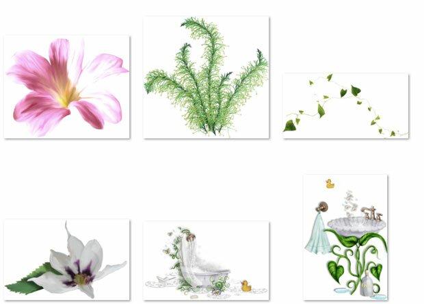 Чистые растения