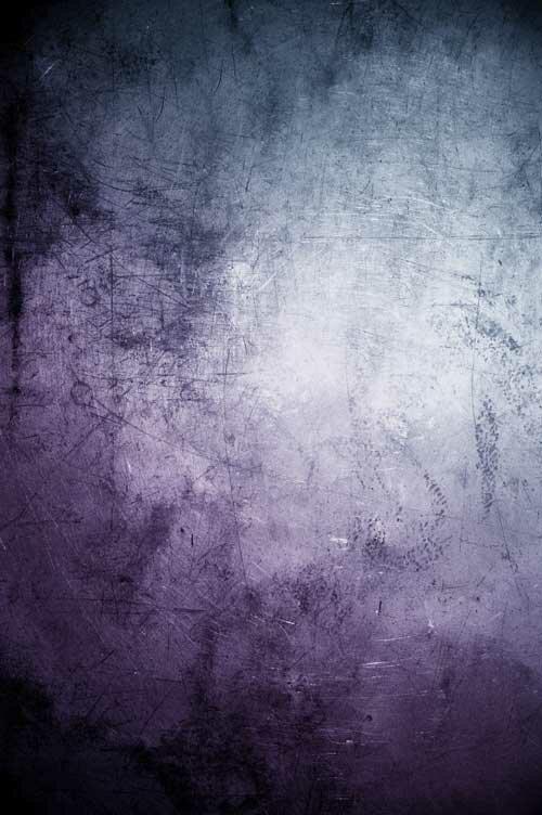 Фиолетовая поверхность