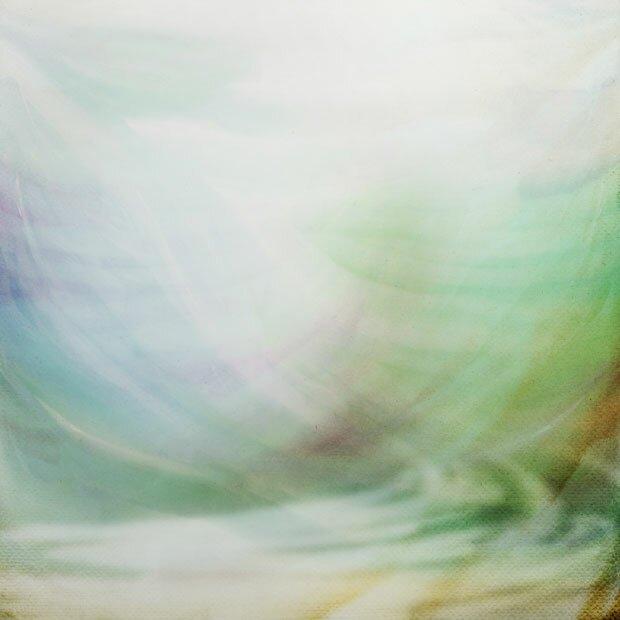 Фон зеленый градиент