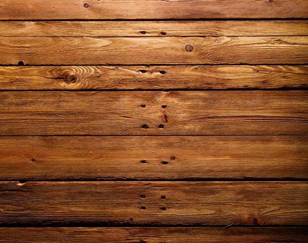 Отполированная древесина