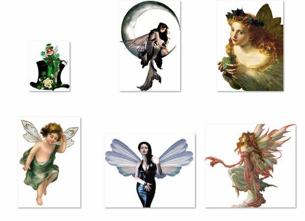 Сказочные персонажи