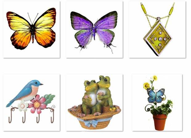 Бабочки и соловей