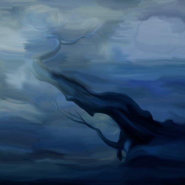 Ночная синева