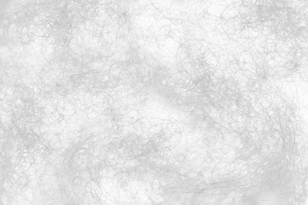 Изрисованная белая поверхность