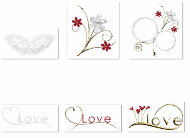 Love - украшения любви