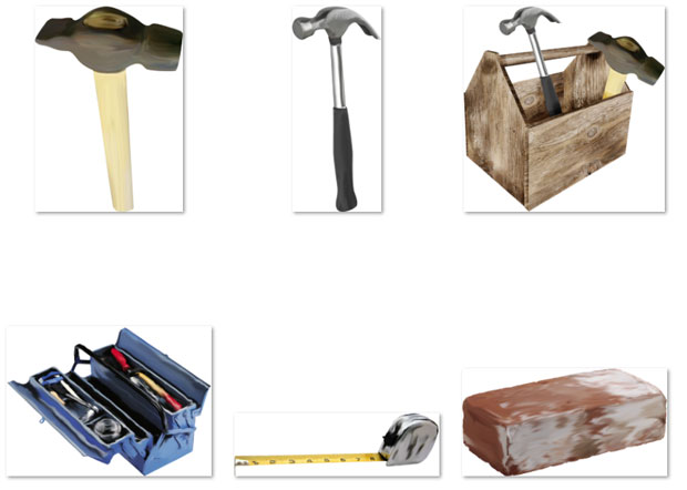 Мужская коллекция инструментов