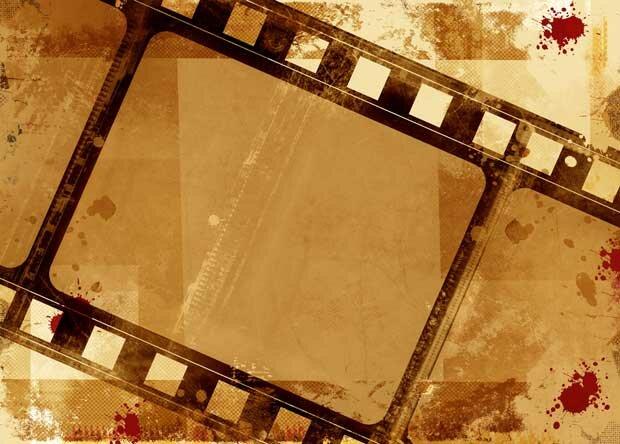 Старая кинопленка