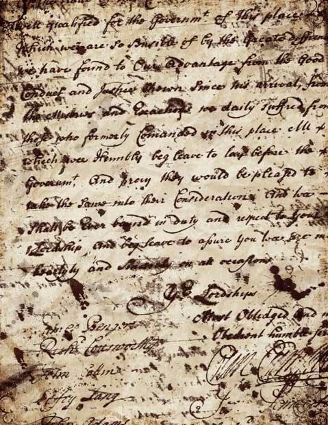 Старинные письмена
