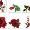 """Коллекция """"Красные розы"""""""