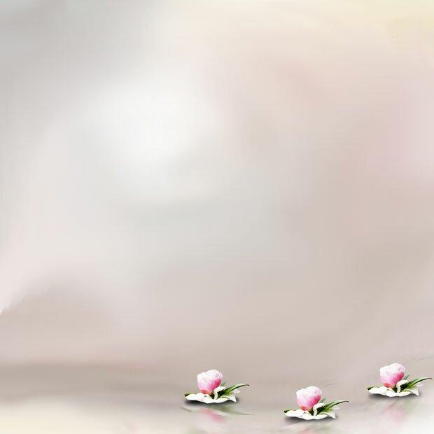Цветы на воде