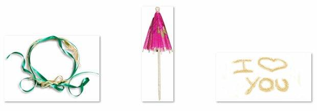Пляжный зонтик