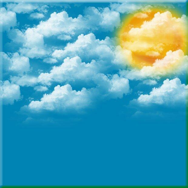 Тропическое небо