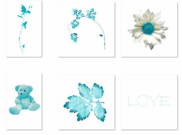 Любовь и синий мишка