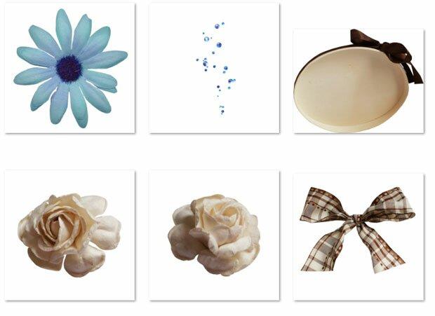 Цветы и украшения