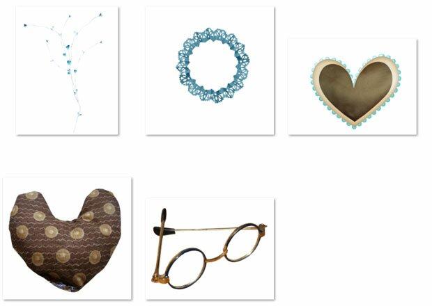 Сердце и очки