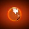 Оранжевая Земля