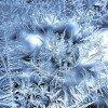 Фон - ледяные узоры