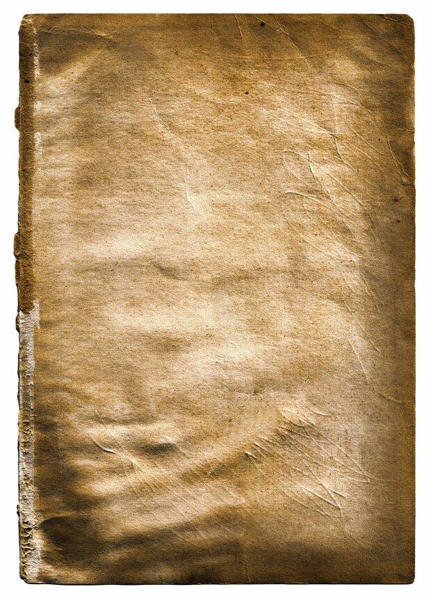 Старинная бумага