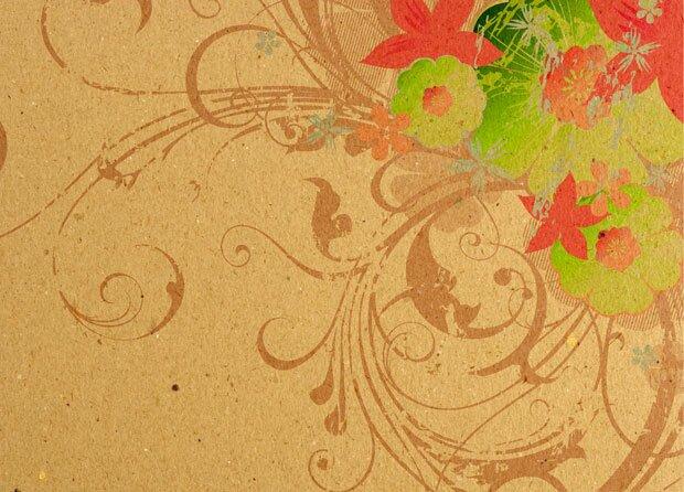 Цветы фон