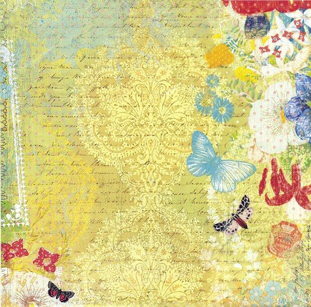 Фон цветочное полотно