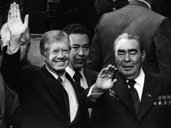 Брежнев в СССР