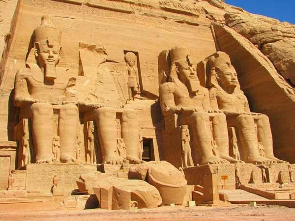 Храмы Абу Симбела