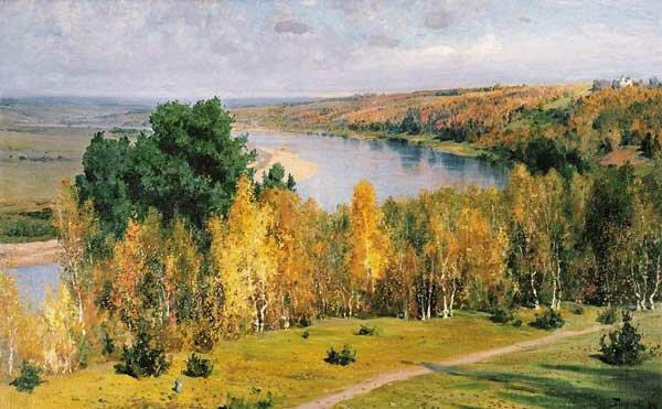 Картина Поленова