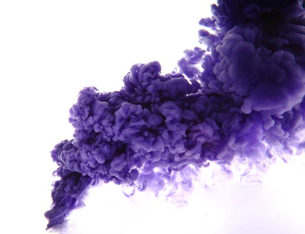Фоны для презентаций - Цветные облака 3
