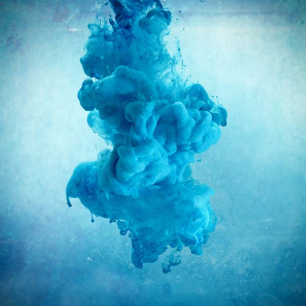 Фоны для презентаций - Цветные облака 5