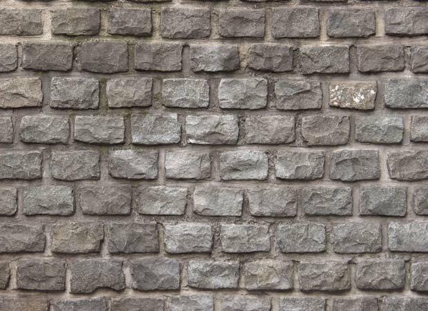 Фоны для презентаций - Каменная стена 1