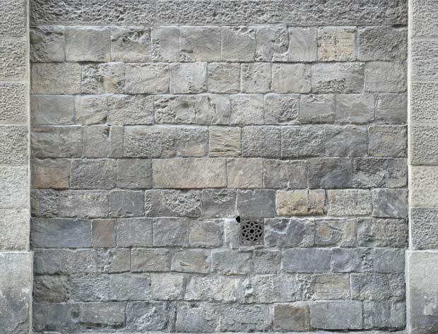 Фоны для презентаций - Каменная стена 9