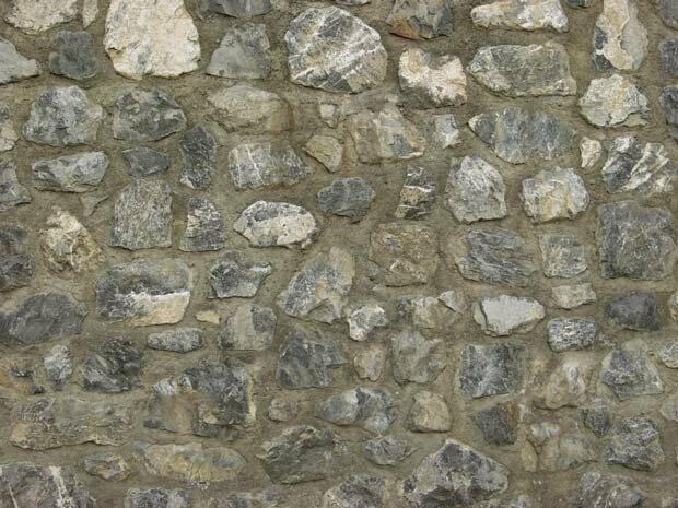 Фоны для презентаций - Круглый камень 2