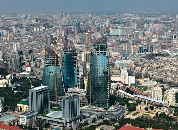 Презентация Про Город Баку