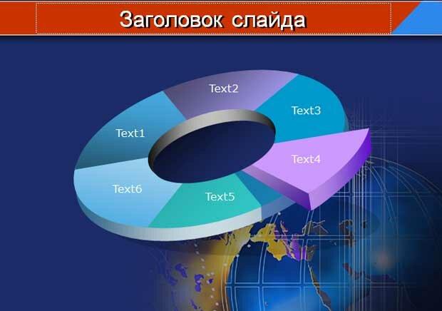 Шаблон презентации по физике земля