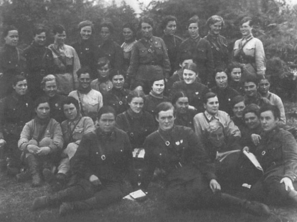 46 Летный полк девушек