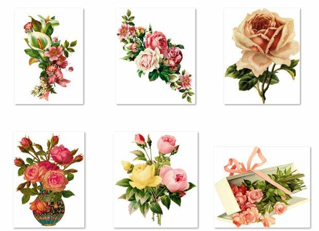 Цветы как украшения
