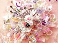 "Коллекция ""Цветы, мода и красота"""